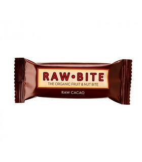 Barrita energética RawBite de Cacao 50g