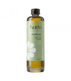 Aceite de argán puro prensado en frío orgánico FUSHI