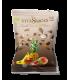 Mix de frutas crujientes bañadas con cacao 18g