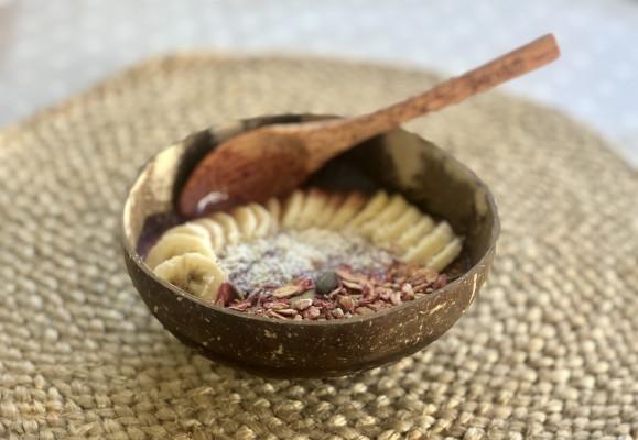 Açaí bowl: Receta rápida, fácil y nutritiva